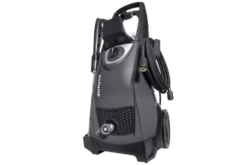 Sun Joe SPX3000-BLK Pressure Joe 2030 PSI 1.76 GPM 14.5-Amp Electric Pressure Washer