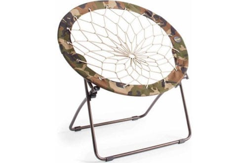 Bunjo Camouflage Bungee Chair