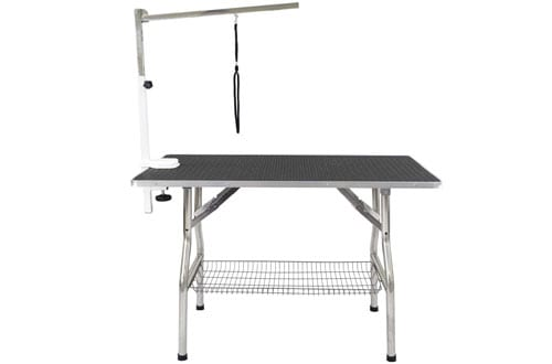 Flying Pig 32-inch Foldable Small Dog Grooming Table