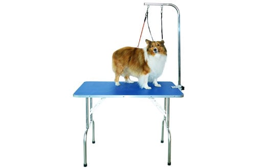 SHELANDY Professional Pet Grooming Table for Large Animals