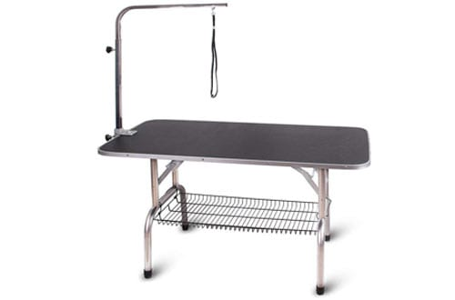 Polar Aurora Pingkay Professional Folding Grooming Table