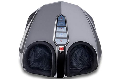 Miko Shiatsu Foot Massager With Deep-Kneading