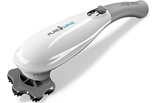 PUREWAVE CM-05 White Percussion Therapy Massager