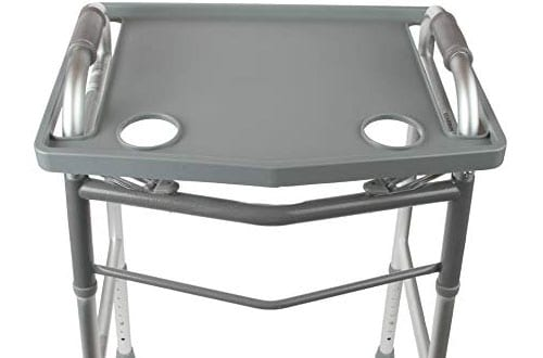 Home-X Standard Walker Tray with Cup Holders