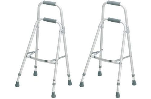 APEX/CAREX HEALTHCARE Hemi Walker - One Cane