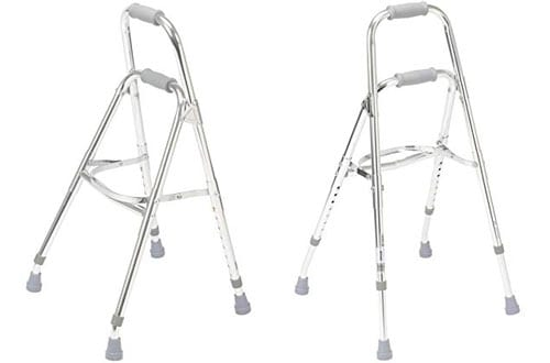 Drive Medical Hemi One Arm Walker for Adults