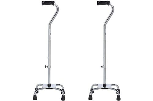 Drive Medical Large Base Quad Cane
