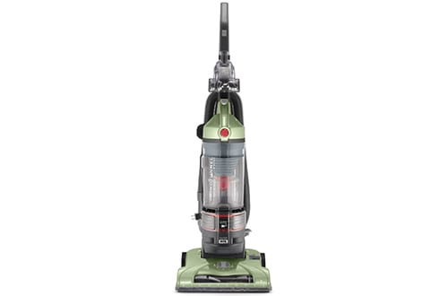 Hoover T-Series WindTunnel Rewind Plus Bagless Corded Upright Vacuum UH70120, Green