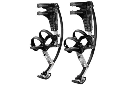 Jump stilts with load weight 66-110lbs for kids
