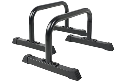 Ultimate Body Press Parallettes XL Push Up Stands 12 by 24 inch