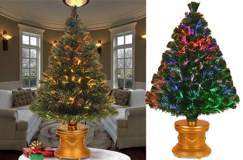 National Christmas Tree 2019.Top 10 Best Fiber Optic Christmas Trees Reviews In 2019