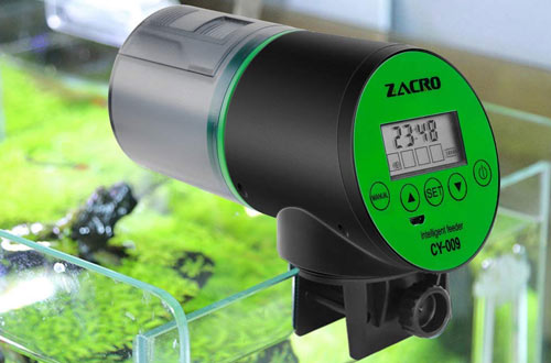 Automatic Fish Feeders