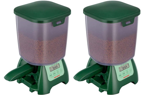 P7000 Large Pond Fish Feeder