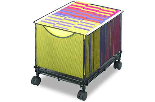 Rolling File Cabinets