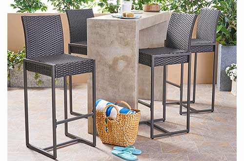 Top 10 Best Wicker Bar Stools Reviews In 2020